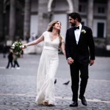Elana and Dario The colors of the Amalfi Coast